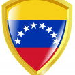 Stock Vector: Emblem of Venezuela