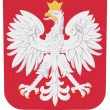 Coat of arms of Poland — Stock Vector #1492777