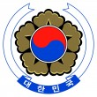 National emblem of South Korea — Stock Vector #1618785