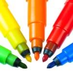 Felt tip pen — Stock Photo