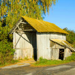 Stock Photo: Shed