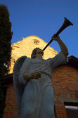 Statue of angel — Stock Photo