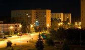 Nightly city — Stock Photo