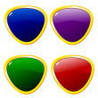 Buttons — Stock Vector #2000514