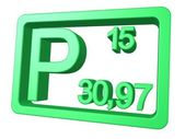 Phosphorus — Stock Photo