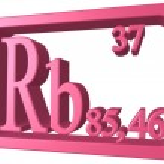 Rubidium — Stock Photo