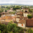 Stock Photo: Puy-L'Evegue town, Cahors, France