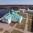 Stock Photo: Monastery of Saint Alexander Svirsky