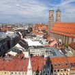 Stock Photo: Frauenkirche Cathedral Church in Munich
