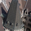 Stock Photo: Dome Roof of new Town Hall, Munich, Germ
