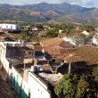 Stock Photo: Old town Trinidad, Cuba, Panoram(1)