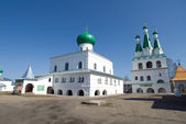 Monastery of Saint Alexander Svirsky — Stock Photo
