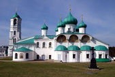 Monastery of Saint Alexander Svirsky — Stock Photo