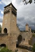 Bridge Valetre in Cahors, France (2) — Stock Photo