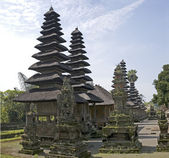 Induism temple Pura Taman Ajun Mengwi — Stock Photo
