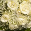 Stock Photo: Bride wedding bouquet