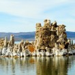 Tufas at Mono Lake - Stock Photo