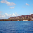 Diamond Head Hawaii — Stock Photo