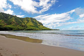 North shore playa laie honolulu hawaii — Foto de Stock