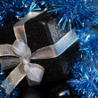 Christmas Decoration and Gifts — Stock Photo