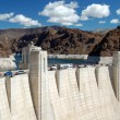 Royalty-Free Stock Photo: Hoover Dam on Lake Mead Las Vegas