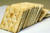 Cookies Biscuits low in calories — Stock Photo