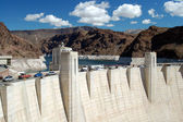 Hoover Dam on Lake Mead Las Vegas — Stock Photo