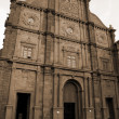 Stock Photo: Saint Francis Church in GoIndisepia