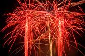 Fireworks Dazzling — Stock Photo