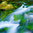 Mountain stream - Foto Stock
