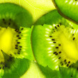 Royalty-Free Stock Photo: Slices kiwi