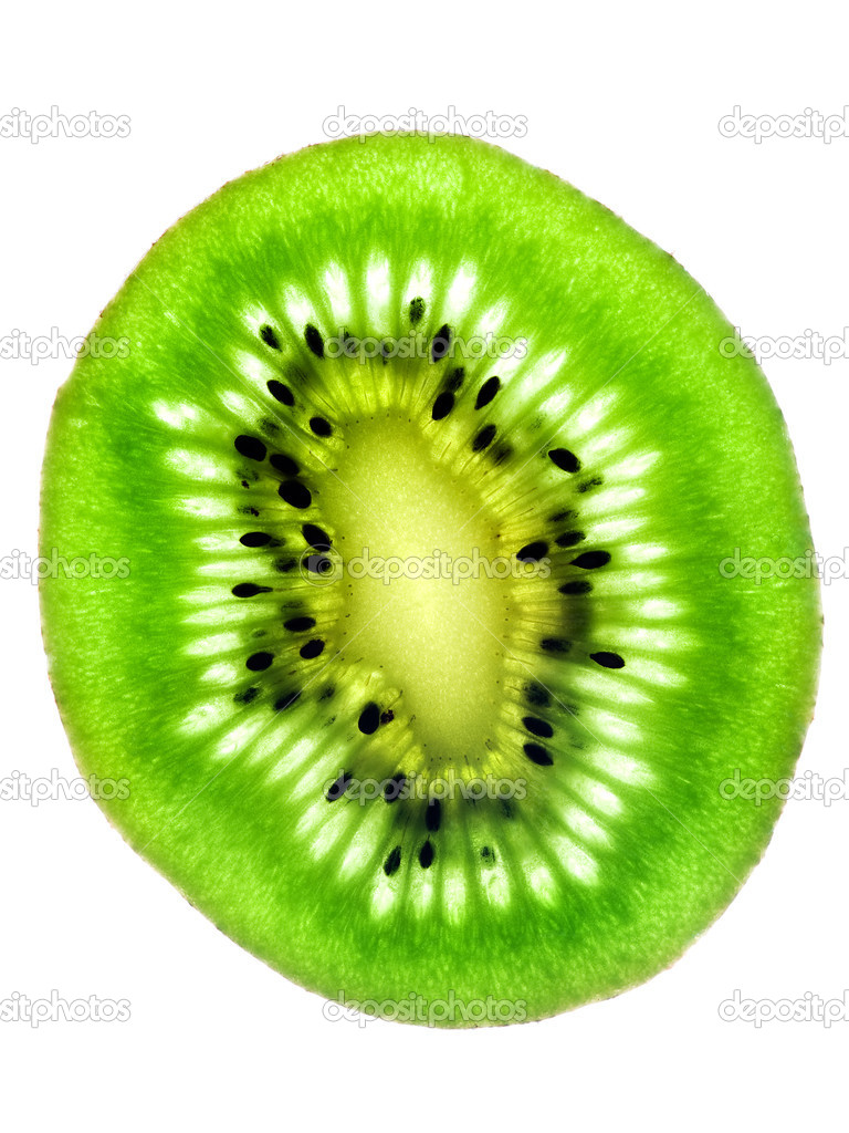 Slices kiwi — Stock Photo #1312147