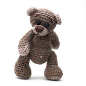 Cute little teddy bear — Stock Photo