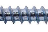 Shiny screw thread — Stock Photo
