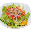 Royalty-Free Stock Photo: Chicken meat salad