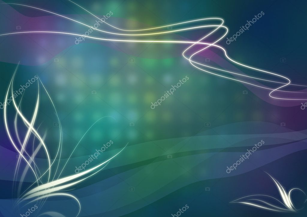 Blue background with lines  Stock Photo #1278724