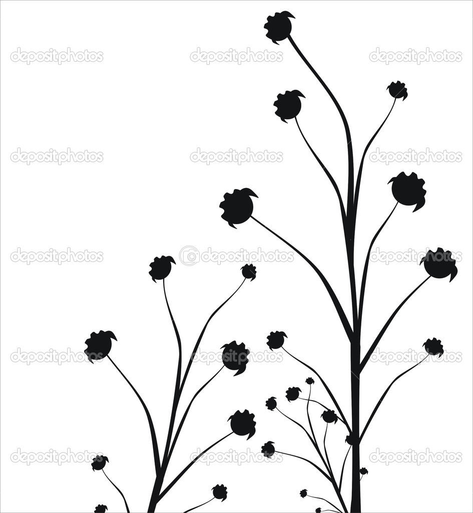 Floral collection — Stock Vector #1426472