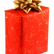 Decorated gift box — Stock Photo #1296453