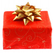 Decorated gift box — Stock Photo #1296460