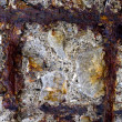 Corrosion metal — Stock Photo