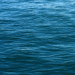 Deep blue water surface — Stock Photo