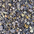 Sea peeble stones background — Stock Photo