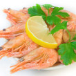 Stock Photo: Prawns