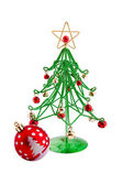 Weihnachten wirefir — Stockfoto