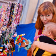 Toy shoping — Stock Photo