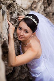 невеста — Стоковое фото