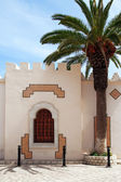 Arabian building — Stock Photo
