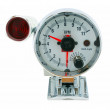 Stock Photo: Tachometer with indicator