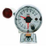 Tachometer with indicator — Stock Photo