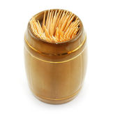 Bunch of toothpick isolated — Foto Stock